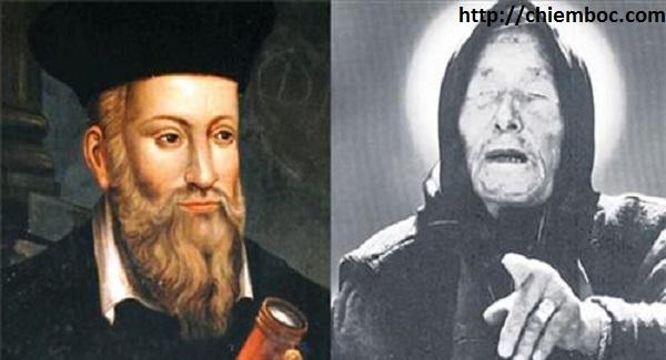 Lời tiên tri Vanga và Nostradamus về năm 2017 đúng được bao nhiêu phần?
