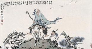 Nghe Lão Tử răn dạy 8 điều về lẽ sống