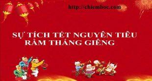 3 tích truyện về Tết Nguyên Tiêu không phải ai cũng biết, giải thích nhiều điều về truyền thống ngày Tết này
