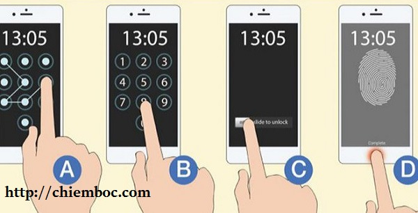 Cách bạn khóa màn hình điện thoại sẽ tiết lộ sự thật về tính cách của bạn