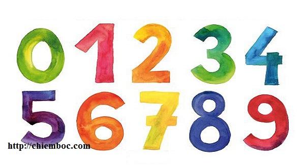 Hãy nói ra con số mà bạn yêu thích, tôi sẽ tiết lộ bạn là người có tính cách như thế nào