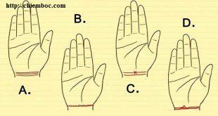Phương pháp bói chỉ cổ tay siêu dễ xem một cái biết luôn số mệnh