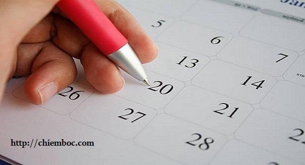 1 tháng 30 ngày NÊN và KHÔNG NÊN làm gì?