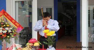 Cách thức cúng lễ khai trương cho những người làm ăn