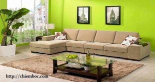 Phong thủy ghế sofa vượng tài lộc cho gia chủ