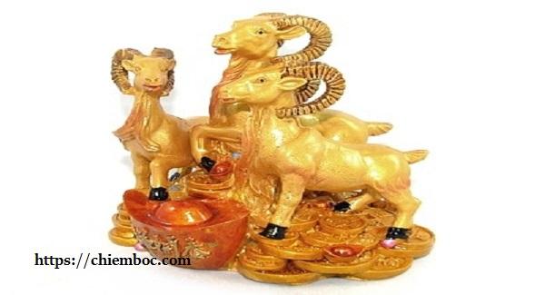Trưng tượng Tam Dương Khai Thái để mọi sự hanh thông, việc khó biến thành dễ