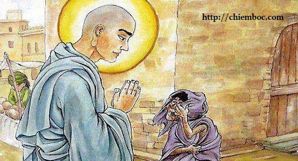 Từ chối niệm Phật, cậu bé ăn xin vừa không được tiền, vừa đánh mất lợi ích vô cùng to lớn