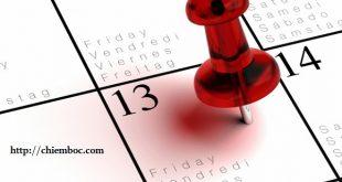 Vì sao thứ 6 ngày 13 lại là nguồn gốc của sự ám ảnh khiến nhiều người sợ hãi?