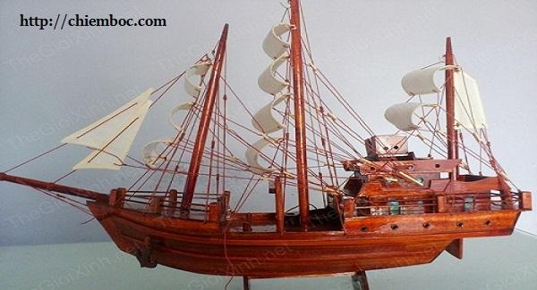 """Thuyền buồm phong thủy, bài trí đúng đảm bảo vàng bạc """"ào ào"""" tràn vào nhà"""