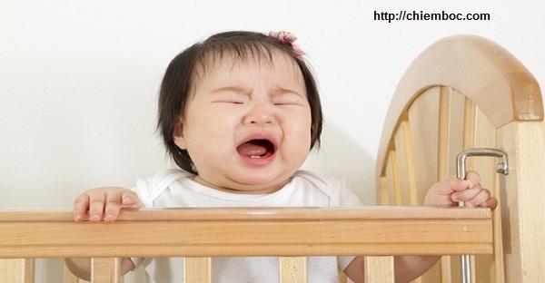 Cách hóa giải dành cho trẻ con hay khóc đêm