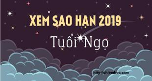 Xem sao hạn năm 2019 của tuổi Ngọ: Chi tiết cho các tuổi Bính Ngọ, Mậu Ngọ, Giáp Ngọ, Canh Ngọ, Nhâm Ngọ