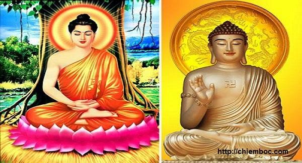 Phân biệt Phật Thích Ca và Phật A Di Đà để không nhầm lẫn