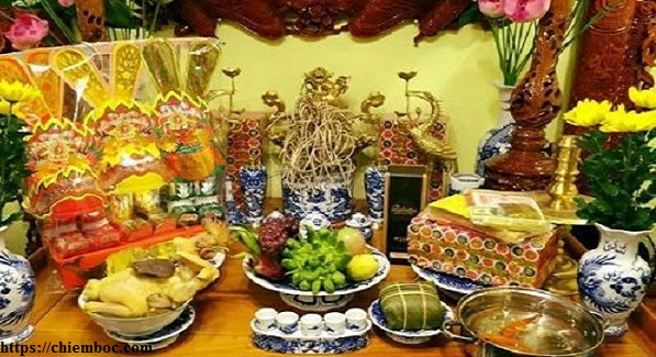 Cúng ông Công ông Táo ở đâu, trong bếp hay trên bàn thờ mới đúng?