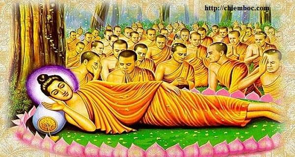 Phật nhập cõi Niết Bàn để lại 4 câu để tự thức tỉnh và phản tỉnh