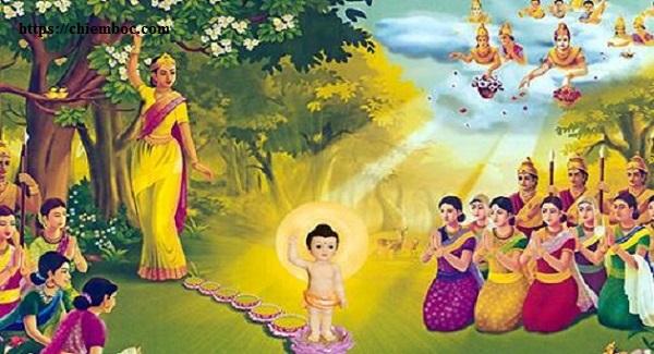 Tháng Phật đản thành tâm cầu phúc