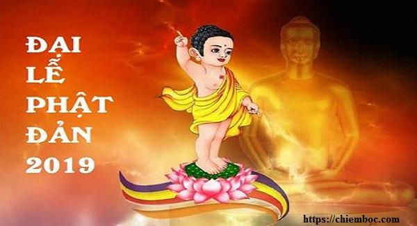 Lễ Phật đản 2019 là ngày nào? Đại lễ Phật đản Vesak 2019 tổ chức ở đâu?