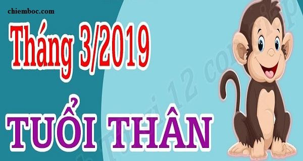 Tử vi tháng 3/2019 âm lịch của tuổi Thân có cơ hội kiếm tiền nhiều, đừng bỏ lỡ