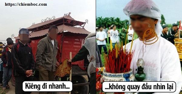 11 điều kiêng kị khi đi đám tang người Việt ai cũng nên biết để tránh rước họa vào thân