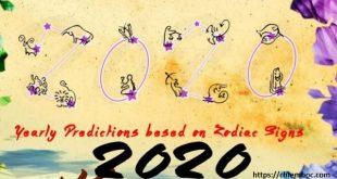 Những lưu ý quý giá cho 12 cung hoàng đạo trong năm 2020