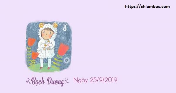 Tử vi thứ 4 ngày 25/09/2019 của 12 Cung hoàng đạo