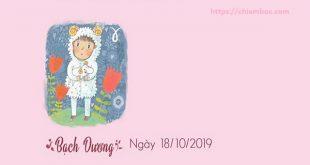 Tử vi thứ 6 ngày 18/10/2019 của 12 Cung hoàng đạo