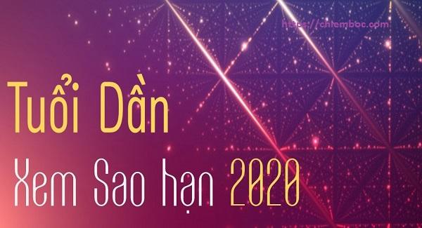 Xem SAO HẠN 2020 tuổi Dần: Đầy đủ các tuổi Canh Dần, Mậu Dần, Giáp Dần, Nhâm Dần, Bính Dần