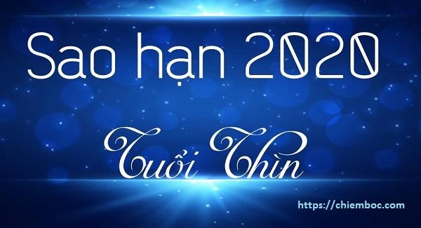 Xem SAO HẠN 2020 tuổi Thìn: Canh Thìn, Bính Thìn, Nhâm Thìn, Giáp Thìn, Mậu Thìn