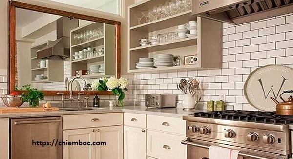 6 lỗi phong thủy trong nhà bếp cần lưu ý để gia đình êm ấm, sự nghiệp hanh thông