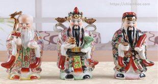 Tháng 11/2019 dương lịch này, vị Thần Tài nào sẽ độ mệnh giúp 12 con giáp chuyển vận tài lộc?