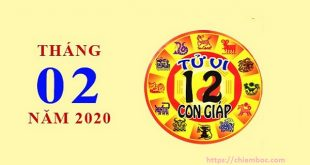 Tử vi tháng 2/2020 của 12 con giáp (Âm lịch): Ai may mắn, ai xui xẻo?