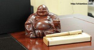 Đặt tượng Phật Di Lặc trong nhà, tài lộc và hạnh phúc ùn ùn kéo tới