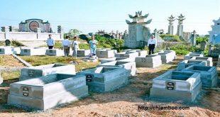 Lễ tạ mộ mới xây nhất định phải thành tâm và không được bỏ qua điều này