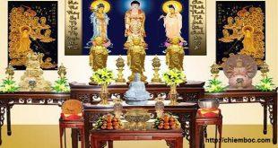 Những điều kiêng kị khi thờ Phật tại nhà