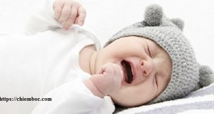 ĐỐT VÍA cho trẻ sơ sinh và những điều ai cũng nên biết