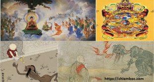 Đức Phật nói về việc cúng tế: Người thân có nhận được tiền và đồ ăn không?