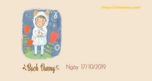 Tử vi thứ 5 ngày 17/10/2019 của 12 Cung hoàng đạo