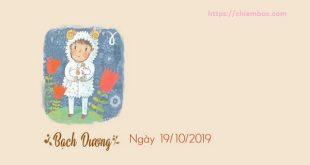 Tử vi thứ 7 ngày 19/10/2019 của 12 Cung hoàng đạo