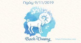 Tử vi thứ 7 ngày 09/11/2019 của 12 Cung hoàng đạo